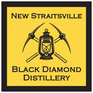 Black Diamond Distillery Color Logo